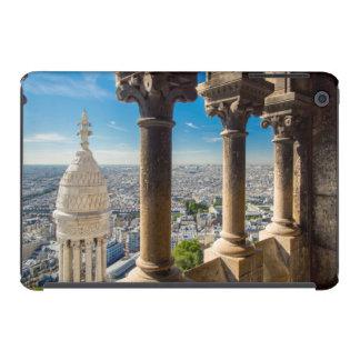 Visión desde arriba de Basilique du Sacre Coeur Fundas De iPad Mini Retina