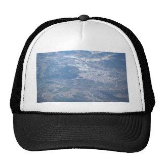 Visión desde arriba gorras