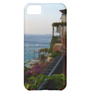 Visión desde el caso del iPhone 5 de Positano, opc