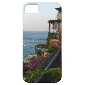 Visión desde el caso del iPhone 5 de Positano, opc iPhone 5 Cobertura