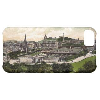 Visión desde el castillo de Edimburgo