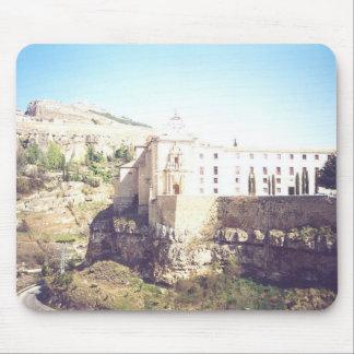 Visión desde el puente Cuenca España Mousepads