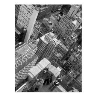 Visión desde el top de la roca NYC Postal