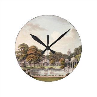 Visión desde la bóveda pabellón de Brighton grab Relojes