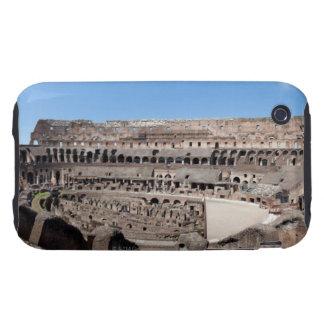 Visión desde la galería superior. 2 iPhone 3 tough fundas