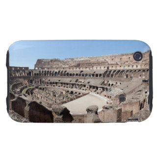 Visión desde la galería superior tough iPhone 3 carcasa