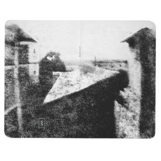 Visión desde la ventana en Le Gras Cuadernos