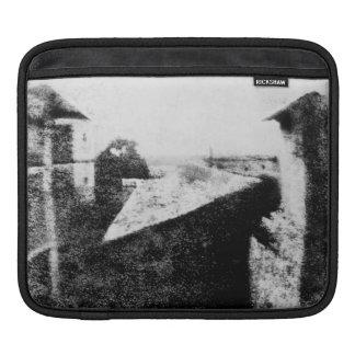 Visión desde la ventana en Le Gras Fundas Para iPads