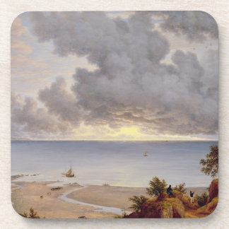 Visión desde Shanklin, isla del Wight, c.1827 (ace Posavasos