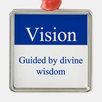 Vision - dirigido por la sabiduría divina ornamento para reyes magos