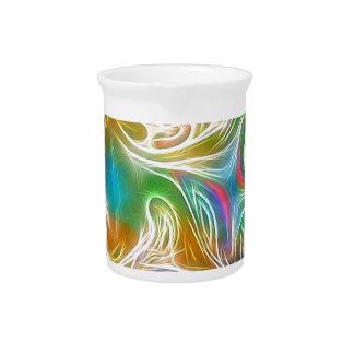 visión dreamlike brillante jarras para bebida