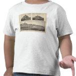 Visión en la arboleda del mar, punto de Cape May Camisetas