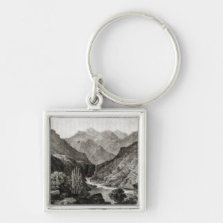 Visión en la Cordillera Llaveros