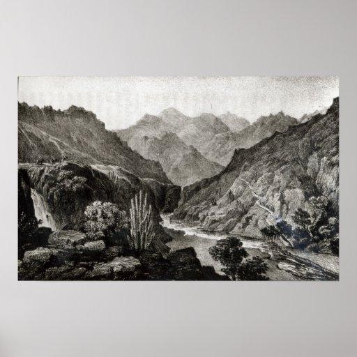 Visión en la Cordillera Póster