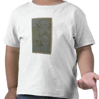 Visión en nuevo San Pedro en Roma Camisetas