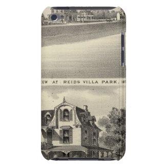 Visión en Reids Villa Park y residencia iPod Touch Protector