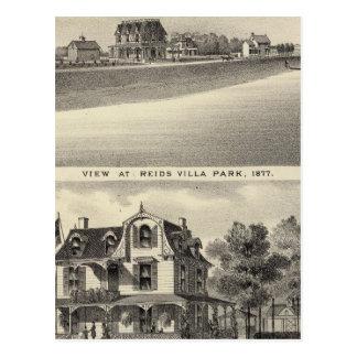 Visión en Reids Villa Park y residencia Postales
