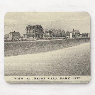 Visión en Reids Villa Park y residencia Tapete De Ratones