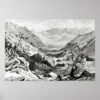 Visión entre Senafe y Rahaguddy Póster