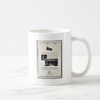 Vision es vital a la victoria, Battley importante  Tazas De Café