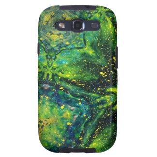 Visión galáctica galaxy s3 fundas