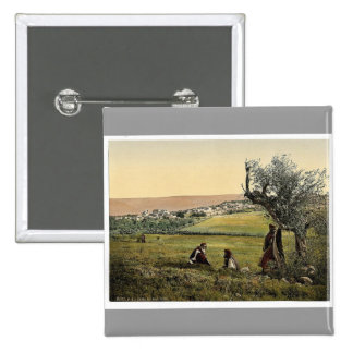 Visión general, Cana de Galilea, Tierra Santa P cl Pins