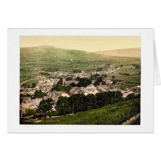 Visión general, Castleton, clase de Derbyshire, In Tarjetón