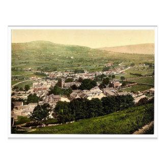 Visión general, Castleton, clase de Derbyshire, In Postales