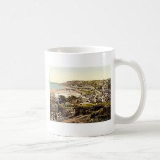 Visión general, refunfuños, País de Gales Photochr Taza De Café