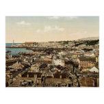Visión hacia el faro, obra clásica de Génova, Ital Tarjetas Postales
