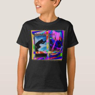 Vision in Movement: Parkour T-Shirt