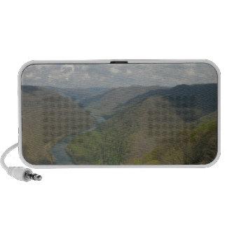 Visión magnífica adaptable iPod altavoces