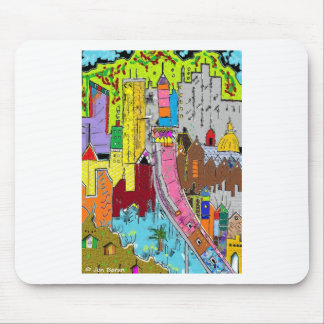 Vision Medellin Colombia Mouse Pad