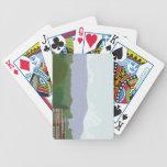 visión montañosa baraja de cartas