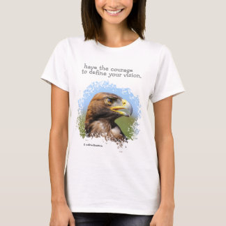 Vision of a Beautiful Young Golden Eagle T-Shirt