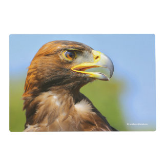 Vision of a Golden Eagle Placemat
