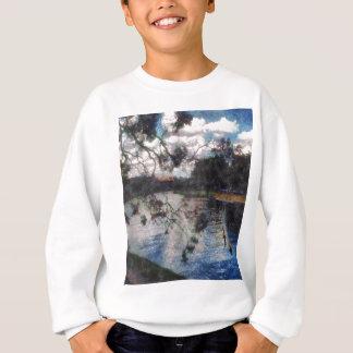 Vision of a river sweatshirt
