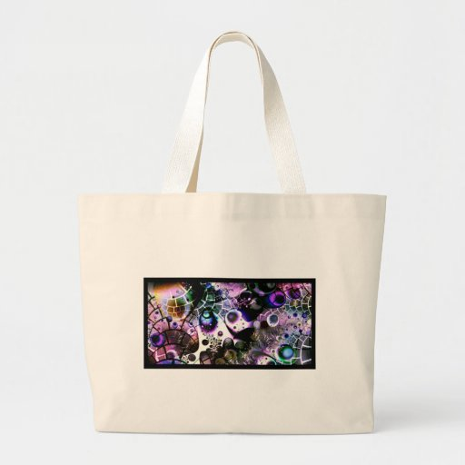 Vision of an Infinite Universe in a Finite Mind Jumbo Tote Bag
