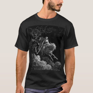 Vision of Death - Gustave Dore T-Shirt
