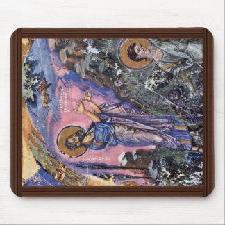 Vision Of Ezekiel (Bibliothèque Nationale De Franc Mouse Pad