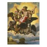 Vision of Ezekiel, c.1518 Postcard