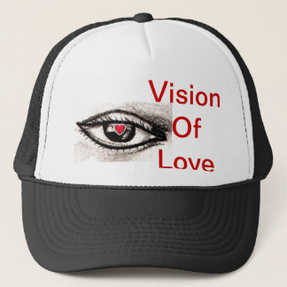 Vision Of Love Trucker Hat