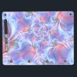 """Vision of Sensetive Joy Dry Erase Board<br><div class=""""desc"""">Custom designed beautiful fractal art dry erase board.</div>"""