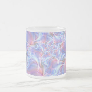 Vision of Sensetive Joy Frosted Art Mug