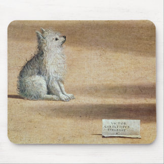 Vision of St. Augustine Mouse Pad