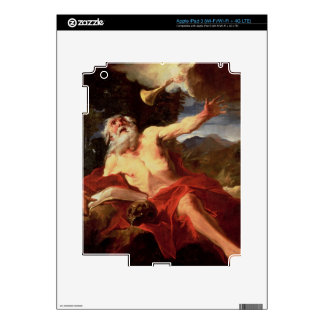 Vision of St. Jerome Skin For iPad 3