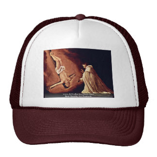Vision Of St. Pedro Nolasco By St. Peter Trucker Hat