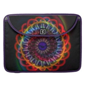 Vision of the Eye Kaleidoscope art Macbook Sleeve Sleeve For MacBooks