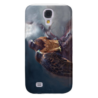 Vision Of The Hawk Art Case for iPhone 3 Samsung Galaxy S4 Cases