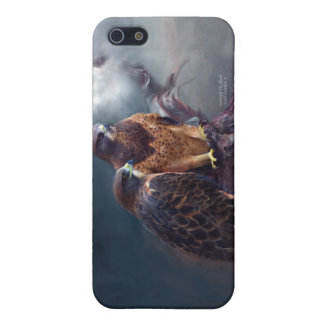 Vision Of The Hawk Art Case for iPhone 4